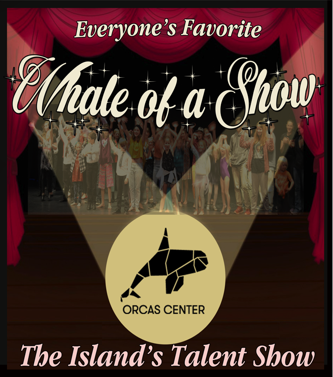 On Center Stage: Whale of a Show