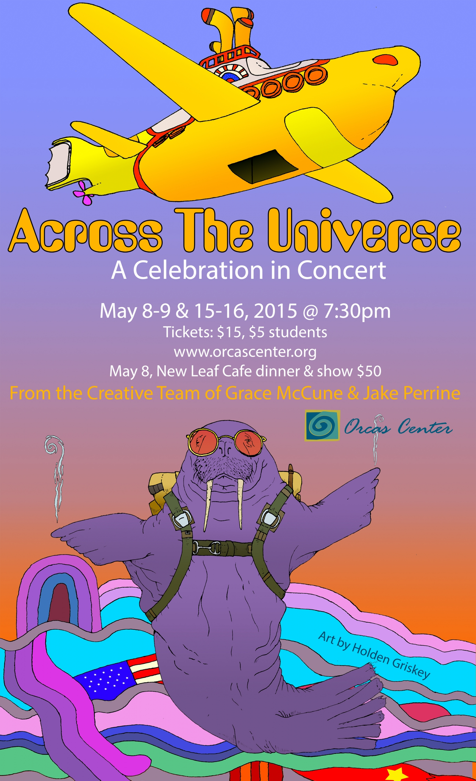 Archive #5: Across the Universe