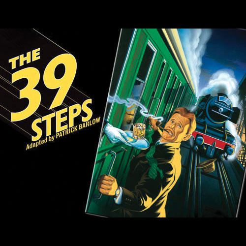 Archive #14 – The 39 Steps – 2014