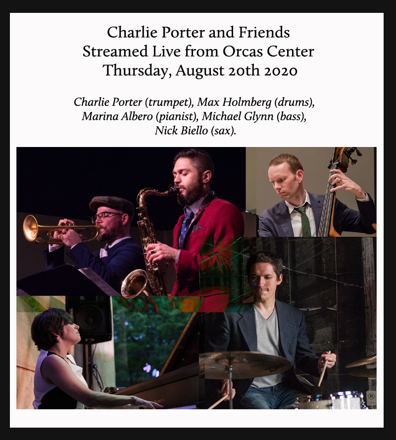Archive #16 – Charlie Porter and Friends