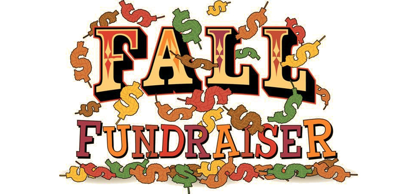 Fundraising is on now!